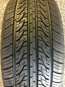 2 X 215 45 17 Venezia Crusade Hp Performance New Tires 91w 215 45r17 All Season