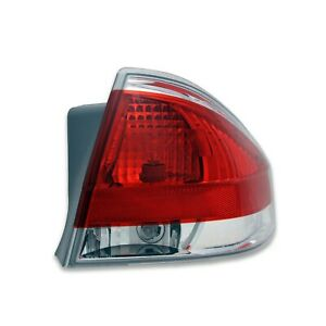 New Tail Light Right For Ford Focus 2008 2011 Fo2801215 9s4z13404d Sedan 4 door