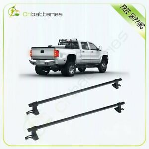 54 Universal Top Roof Rack Aluminum Luggage For 4 Door Car Suv Truck Jeep