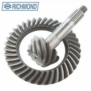 Richmond 49 0101 1 Ford 8 Rearend 3 55 Ring And Pinion