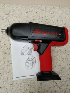 Snap On ct6850 1 2 18volt Impact Wrench tool Only 400ft lbs Torque 18v used