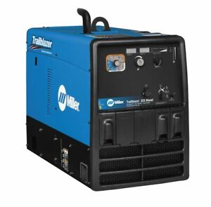 Miller Trailblazer 325 Diesel Welder W Gfci Excel Power Arcreach 907755003