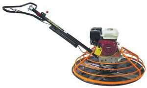 Kushlan Products Kpt36 Power Concrete Trowel 36 In Dia