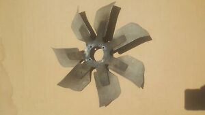 1966 Mopar Max Wedge 7 Blade Fan