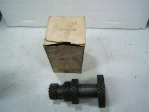 Ford 3 Speed Cluster Gear Nos Manual Transmission 1959 60 Wt259 8m Code Wapg