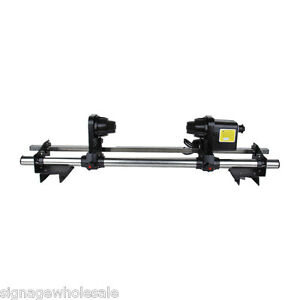 64 Automatic Media Take Up Reel D64 For Mutoh Mimaki Roland Epson Printer