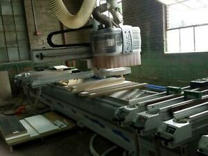 Busellato Jet 260 Cnc Router woodworking