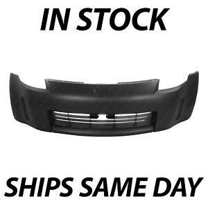 New Primered Front Bumper Cover Fascia Replacement For 2003 2005 Nissan 350z