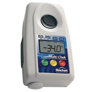 Reichert 13940029 Digital Refractometer accuracy 0 3 Deg