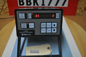 Met One 237a 5 1 1 Laser Partical Counter