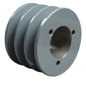 Tb Wood s 5v443 1 2 To 1 15 16 Quick Detachable Bushed Bore 3 Groove 4 40 Od