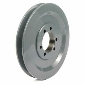 Tb Wood s 741b 1 2 To 1 15 16 Bushed Bore 1 groove Standard V belt Pulley
