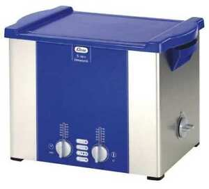Elma Ultrasonics S100h Ultrasonic Cleaner 2 5 Gal