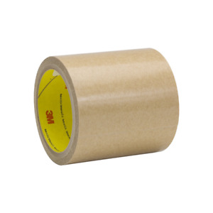 3m Adhesive Transfer Tape 927 Clear 24 In X 60 Yd 2 Mil