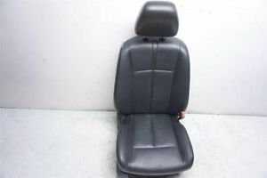 09 10 Nissan Altima Front Right Passenger Seat Black 87600 Zn52d