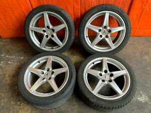 Oem 2005 05 Acura Rsx Type s Factory 17 Inch Wheels And Tires Rims Wheel Rim