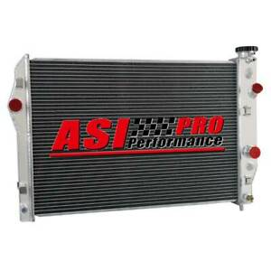 3 Row Radiator For 1993 2002 Chevy Camaro Z28 Pontiac Firebird 5 7l V8 Gas A Tmt