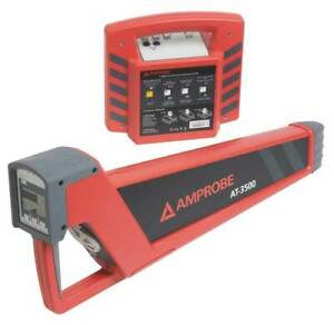 Amprobe At 3500 Underground Cable pipe Locator