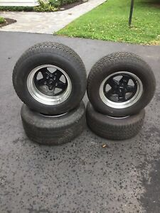 Ford Mustang Wheels And Tires