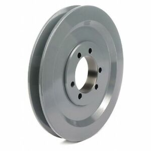 Tb Wood s 861b 1 2 To 1 15 16 Bushed Bore 1 groove Standard V belt Pulley