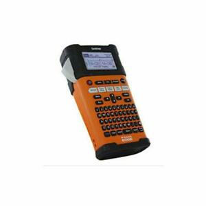 Brother Pte300 Industrial Handheld Labeling Tool W Rechargeable Li ion Battery
