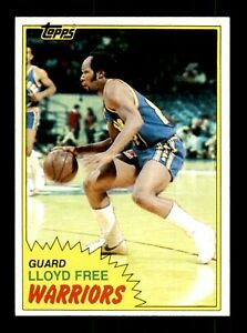 1981 82 Topps Basketball Ex mt nm Pick From List All Pictured