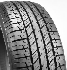 4 New Uniroyal Laredo Cross Country Tour 235 60r17 100t A S All Season Tires