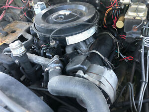 1985 Gm 6 2l Diesel Engine Chevrolet Cucv Gmc M1008 M1009 M1028 6 2 Detroit