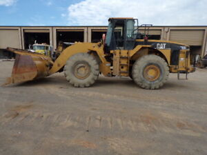 Caterpillar 980g Wheel Loader