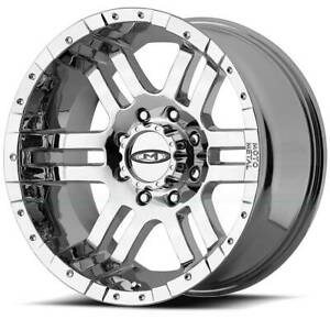 One 18x9 Moto Metal Mo951 6x5 5 6x139 7 12 Chrome Wheels Rims