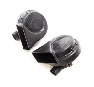2010 2013 Bmw X5 X6 e70 E71 High Low Tone Note Signal Safety Horn Set 2
