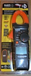 Klein Tools Clamp Meter Cl310 Ac Auto ranging 400a True Rms