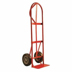 Milwaukee Hand Trucks Dc47118 P handle Truck with 10 solid Tires