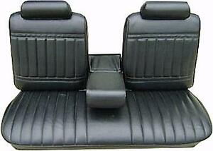 1969 Buick Skylark Custom gs 350 And 400 Bench Seat Cover With Armrest 5 Colors