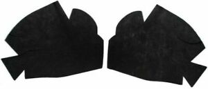 1965 1969 Chevrolet Corvair Engine Hood Insulation Kit 2pc Includes Clips