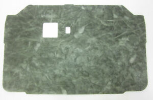 1987 1994 Dodge Shadow And Plymouth Sundance Hood Insulation Pad
