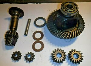 Mg Td Rear Dfferential Assembly Required 8 41 Stock Td Ratio Clean Bus