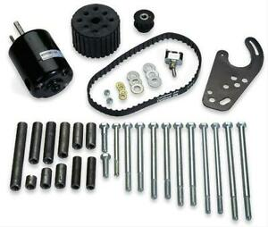 Moroso Electric Drive Kit Water Pump Chevy Fits Chrysler Dodge Ford plymouth Kit