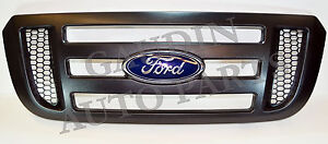 Ford Oem 06 11 Ranger grille Grill 6l5z8200caa