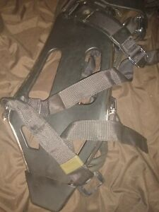 Drager Pa 80 fs Backpack Scba Harness National Draeger P n 4052025