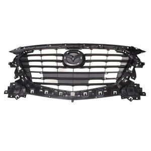 Oem New 2017 2018 Genuine Mazda 3 Grille B63b 50 712b