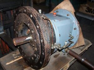 New Zf 4 1 Gearbox Speed Reducer Type 2k50 4000 Rpm Max 80 Kw Max