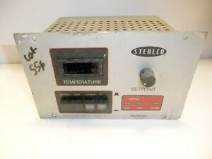 Sterlco Temperature Controller Digital Display S3