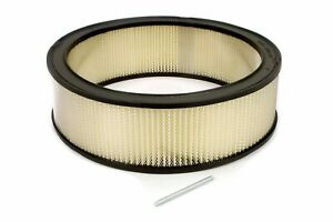 Moroso 97081 Washing Paper Air Filter Element Sold Individually 14x4