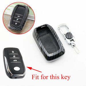 Accessories For Toyota Corolla Camry Prado Alphard Venza Key Shell Holder Bag