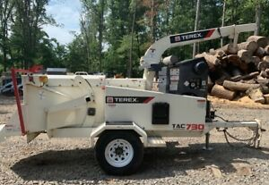 2011 Woodsman Model 730 Chipper With Only 1054 Hours 2835