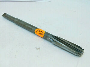 Used Cleveland Straight Shank Carbide Tipped Modified Step Reamer 640 7535
