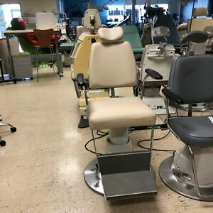 Reliance 660 Ent Optical Exam Chair refurbished