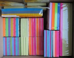 5280 Sheets Of Post it Notes 3m Sticky Note Pads Pop Up Asst Of Types
