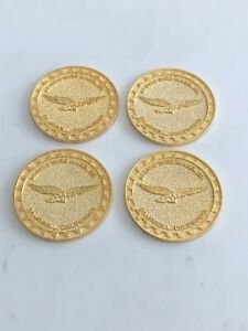 Zenith Wire Wheels Knock Off Metal Chips Size 2 25 Gold